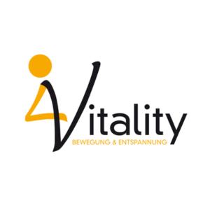 Logo Referenzkunde 4vitality Bewegung und Entspannung, Maja Gemperle