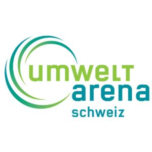 Logo Referenzkunde Umwelt Arena Schweiz